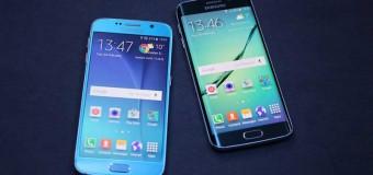 Samsung S6 ve S6 Edge Türkiye'de!