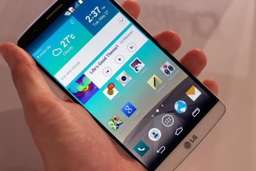 LG G3 Android 6.0 Marshmallow geliyor