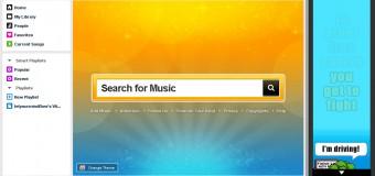 Grooveshark efsanesi sona erdi