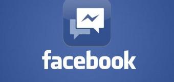 Facebook'tan 'kaybolan mesajlar' özelliği