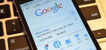 Google için mobil aramaları daha öncelikli!