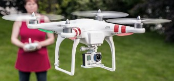 Snapchat'ten drone atağı!