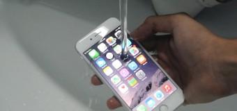 iPhone 6'lar artık su geçirmeyecek