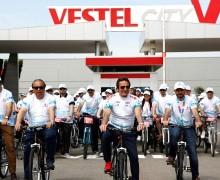 Pedallar Vestel City'den Şampiyonluğa doğru çevrildi