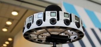 Google'dan GoPro'lu 360 derece VR sistemi: Jump