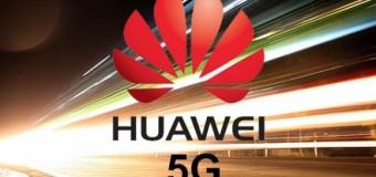 5G ödülü Huawei'nin!