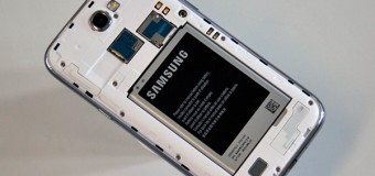 Samsung batarya kapasitesini arttıracak!