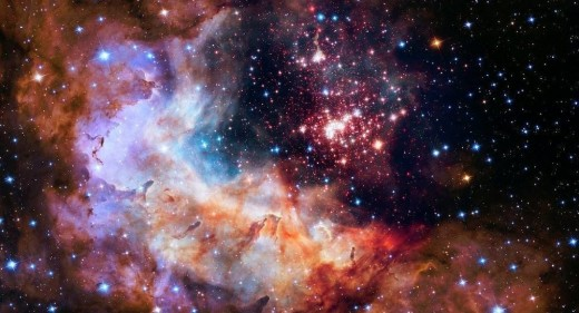 Uzayda beş yıldızlı yeni bir sistem keşfedildi