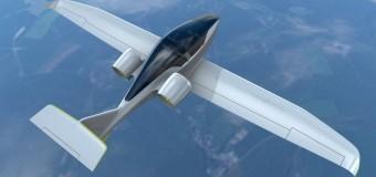 AirBus elektrikli uçağı Manş Denizi'ni aştı