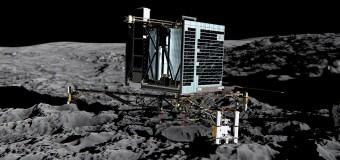 Philae uzayda yaşamın izini buldu!