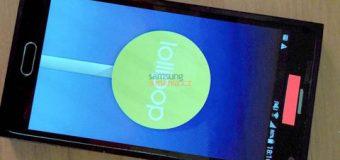 Galaxy Note 5 prototipi ortaya çıktı!
