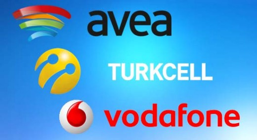 Avea-Turkcell-Vodafone