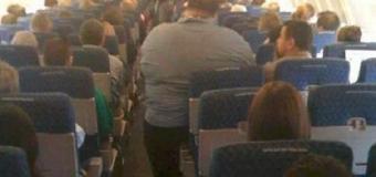 'Obez yolcu yanı' için 227 bin dolar tazminat talebi