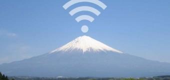 Dağ'ın zirvesinde kablosuz internet!