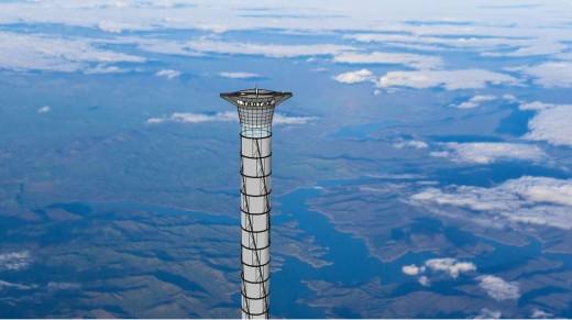 uzay-asansoru