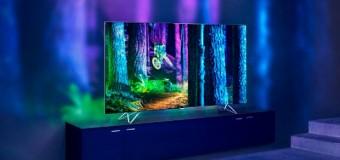 Philips AmbiLux TV'yi tanıttı