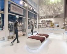 Modada yeni teknoloji: Akıllı giyinme odaları