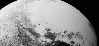 Plüton'da bir gün Dünya'da 6,4 güne eşit