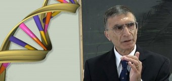 Nobel ödülünü alan ikinci Türk 'Aziz Sancar'