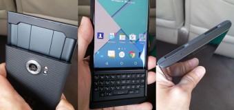 BlackBerry Priv ön siparişe sunuluyor