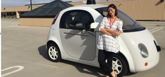 İşte Google'ın sürücüsüz otomobili!