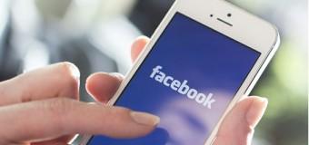 Facebook'ta kullanıcı adı, şifre girme tarih oluyor