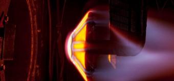 Mars için ısı kalkanı test edildi
