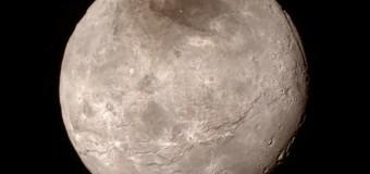 Plüton'un uydusu Charon'dan yeni resimler