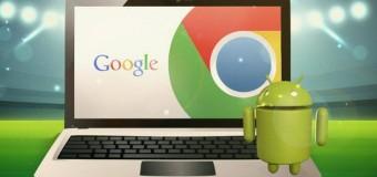 Android ve Chrome OS birleşiyor