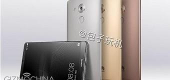 Karşınızda 'Huawei Mate 8'