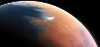 Mars'ta ilk defa göl bulundu