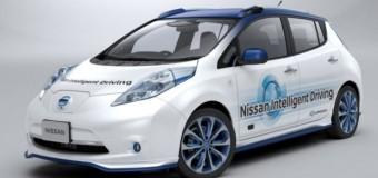 Nissan'dan sürücüsüz otomobil