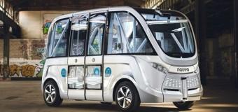 Sürücüsüz otobüsler çok yakında İsviçre'de başlıyor