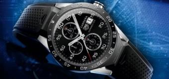 """TAG Heuer'den yeni akıllı saat: """"Connected"""""""