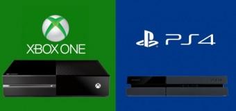 Xbox One PlayStation 4 satışlarını geçti