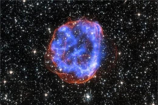 Evrendeki galaksi sayısı en az 2 trilyon!