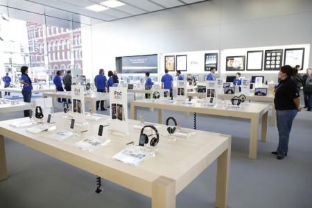 Apple mağazalarında ücretsiz kodlama dersleri veriyor