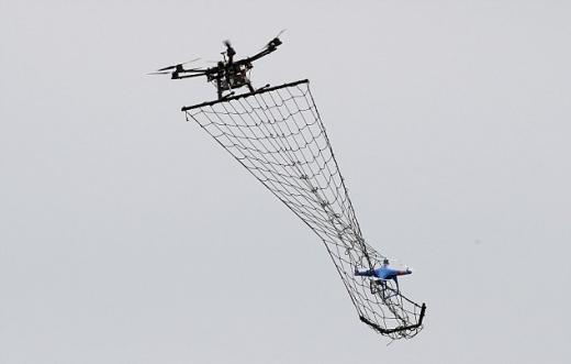 drone-yakalama