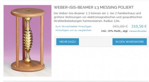 isis-beamer