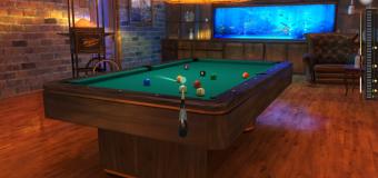 3D bilardo oyunu Pool Elite, Android Tabletlerde!