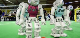 Marmara Üniversitesi Robot Olimpiyatları geliyor