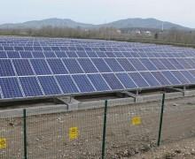 Güneş panelleri kömürden çok enerji üretti
