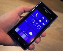 HTC Windows Mobile 10'u desteklemeyecek!