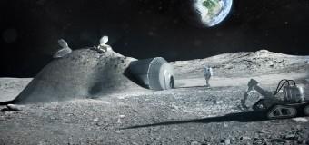 Ay'a uzay üssü kuruluyor!