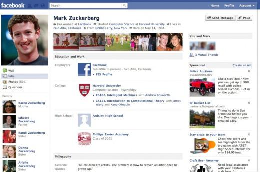 facebook-profil-sayfasi