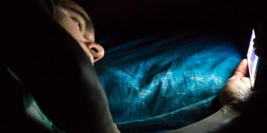 iphone uyku