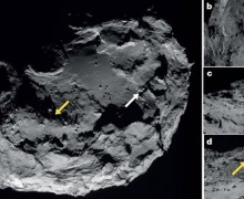 Philae kuyruklu yıldızda su buldu!