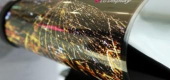 LG katlanabilir OLED ekranı geliyor
