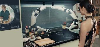 Yemek yapan robot, her eve lazım!