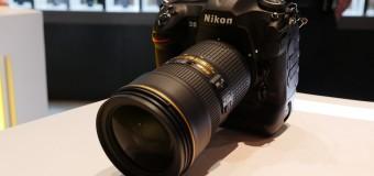 Nikon'dan yeni DSLR makineler!